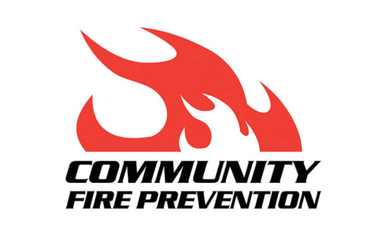 Community Fire Prevention Logo - Clients of Ranger West Group Benefits Insurance Services